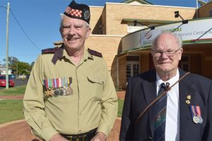 Wondai Remembers Our Reserves