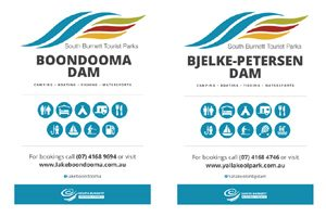 New Dam Signs Coming Soon