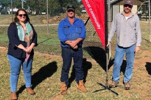 Residents Support Cricket Plan