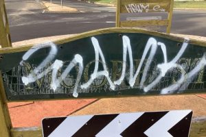 Vandals Target Kingaroy Streets