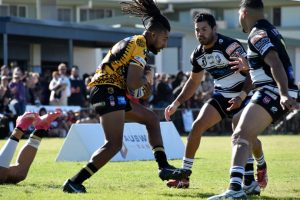 Rugby League Rules In Murgon
