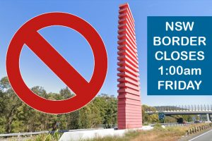 NSW Border Snaps Shut