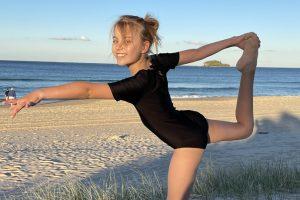 Blackbutt Dancer Dreams Big