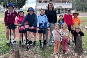 MP Backs Skate Park Campaign
