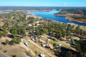 Boondooma: It's A Dam, Not A Lake