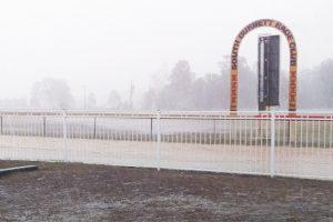 Wondai Races Abandoned