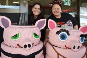 Kingaroy Businesses Pork Out