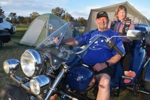 Charity Ride Roars Into Wondai
