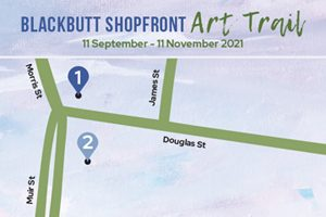 Blackbutt Art Trail Unveiled