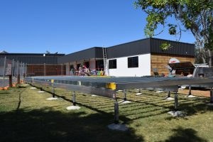 Grant For Hall Upgrade