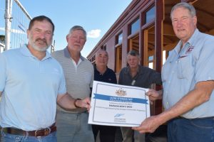 Rail Project Receives $15,000 Boost