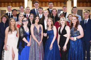Year 12s Step Out In Style