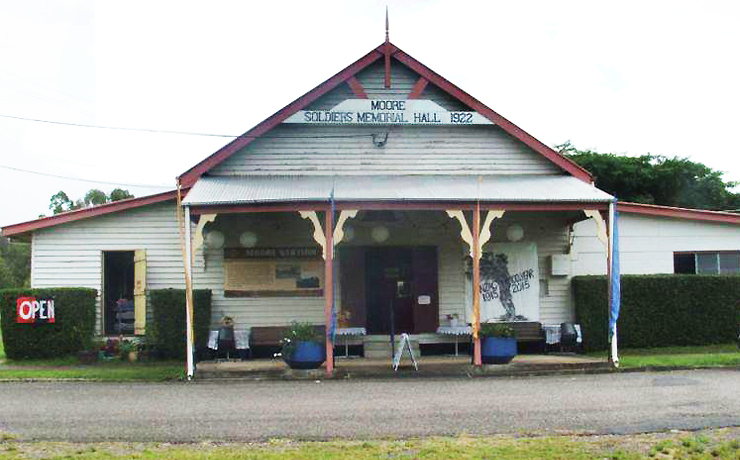 Council To Seek Grant For Hall