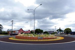 Roundabout Design Selected