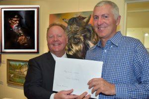 Anzac Day Portrait Wins Top Prize
