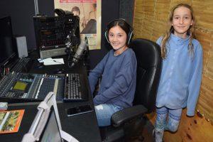 Students Go Wild For Radio