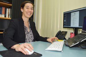 Fiona Earns Prestige Scholarship