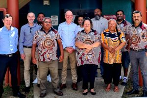 Auditor-General Visits Local Councils