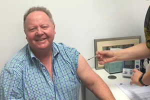 Mayor Urges COVID Vaccinations